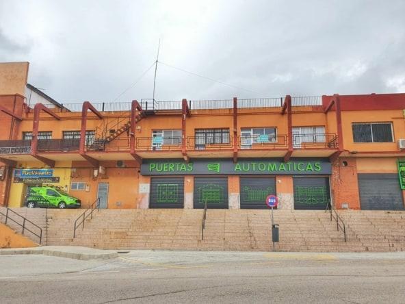 Oficina en Algeciras cerca del Puerto de 235 metros cuadrados